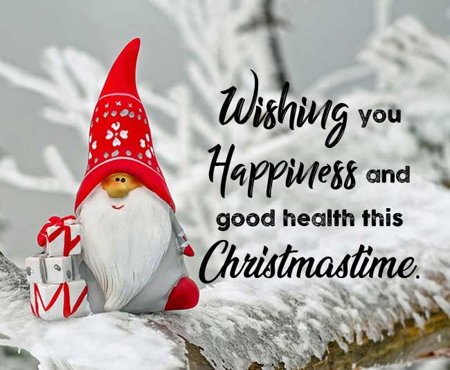happy Christmas Wishes For Parents